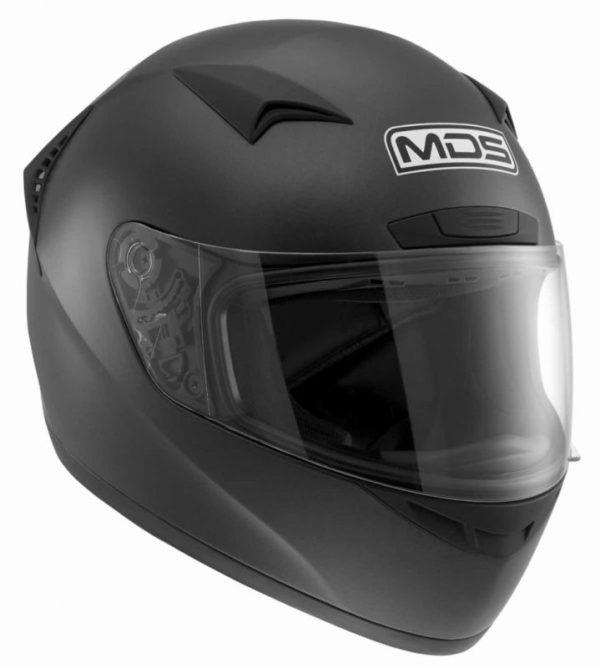 Casque MDS M13 Noir