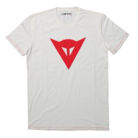 T-SHIRT DAINESE SPEED DEMON BLANC