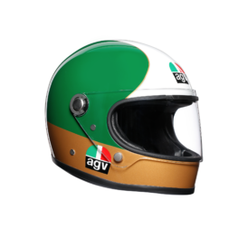 Casque AGV X3000 AGO1 limited edition F