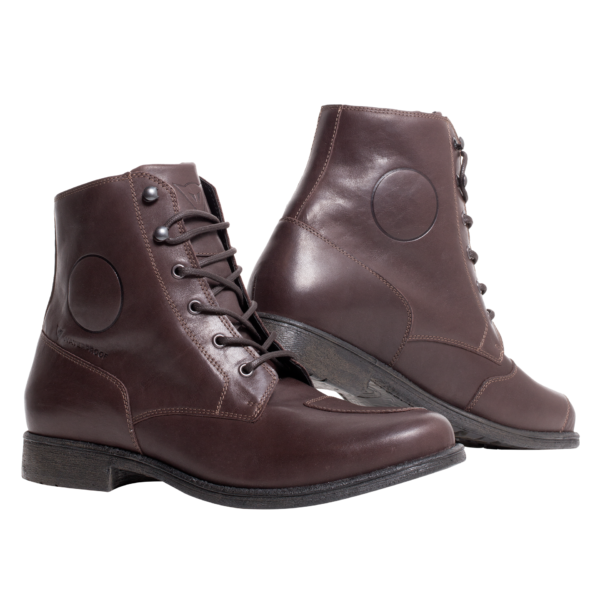 dainese shelton d-wp marron