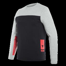 sweatshirt dainese contrast