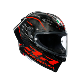 casque agv pista gp rr performance