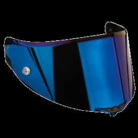 visière pista gp rr - pista gp r - corsa r iridium bleu