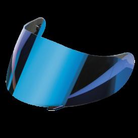 Visière K6 MPLK - iridium bleu
