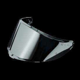 Visière K6 MPLK - iridium argent