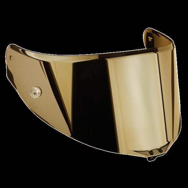 visière pista gp rr - pista gp r - corsa r iridium gold