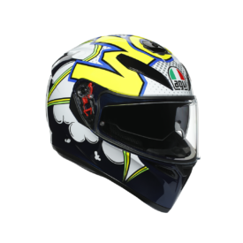 casque agv k3 sv bubble