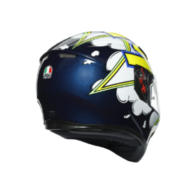 casque agv k3 sv bubble b