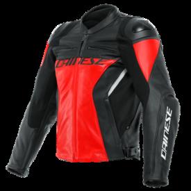 blouson dainese racing 4 rouge noir
